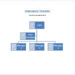 Microsoft word organogram templates free download programs for Company organogram template word