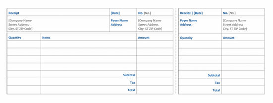 Delivery Slip Template  Proof Of Delivery Form Template