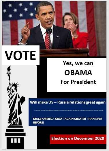 Campaign Poster Template 06