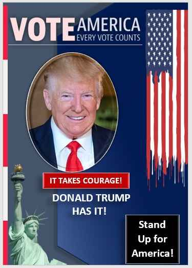 Campaign Poster Template 08