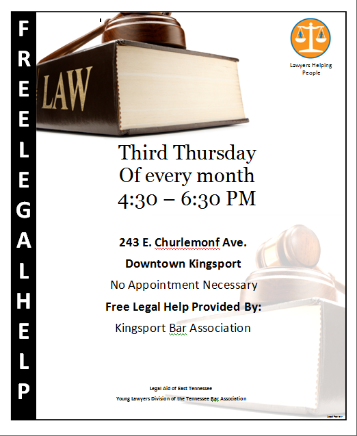 legal poster template