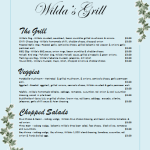 Vertical Menu Template