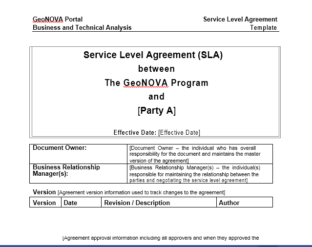 Service Agreement Template 06
