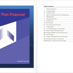 Power Plan Proposal Template
