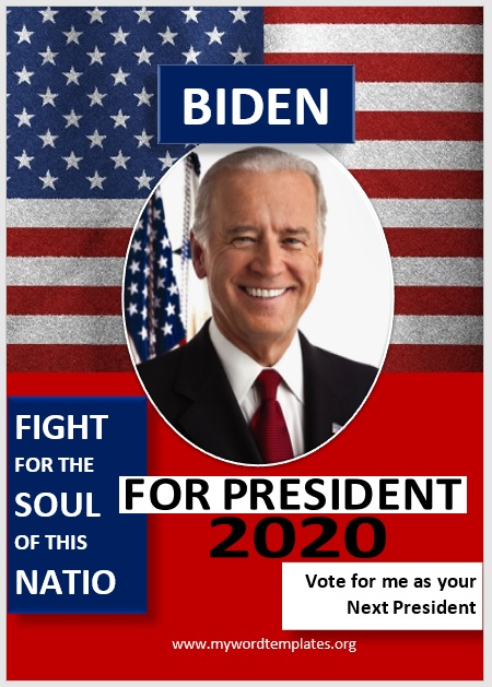 Election Poster Template 04