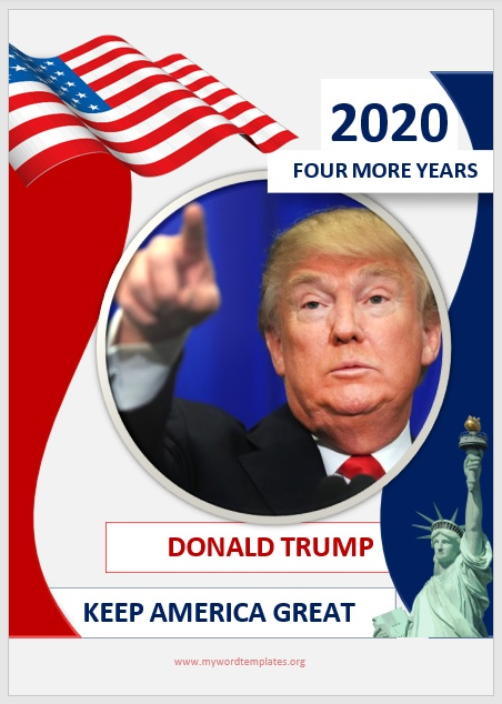 Election Poster Template 07
