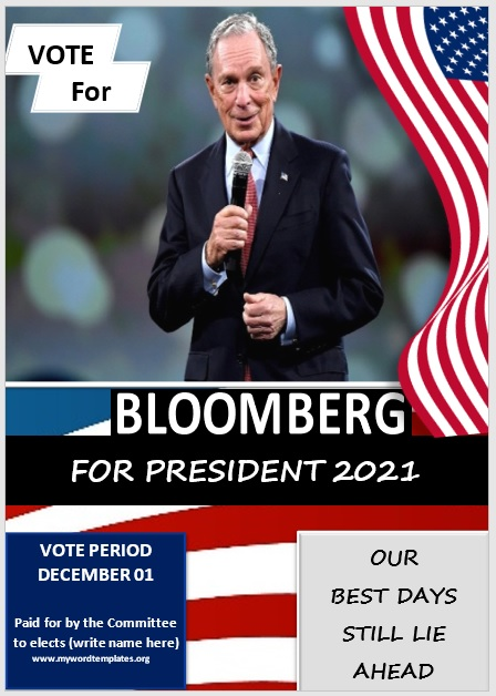 Election Poster Template 10