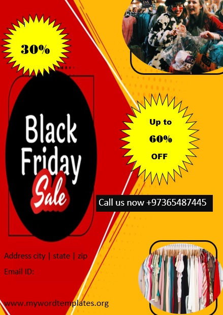 For Sale Poster Template 06